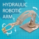 Build Your Own Hydraulic Robot Arm thumbnail image 0