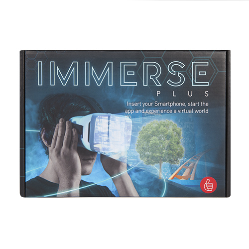 Immerse Plus VR Headset Large Image