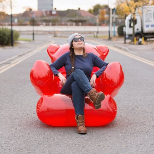 Gummy Chair