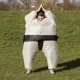 Inflatable Sumo Costume thumbnail image 3