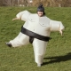 Inflatable Sumo Costume thumbnail image 7