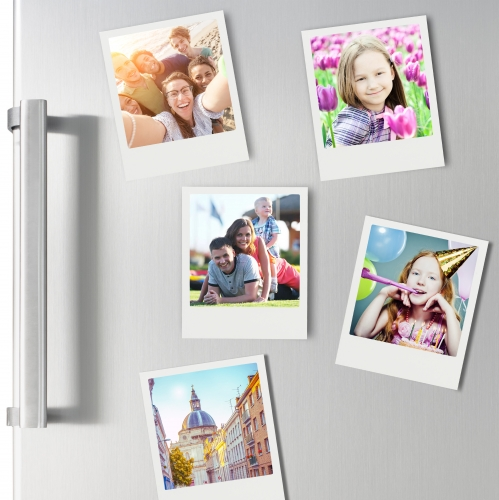 Instant Photo Frame Fridge Magnets