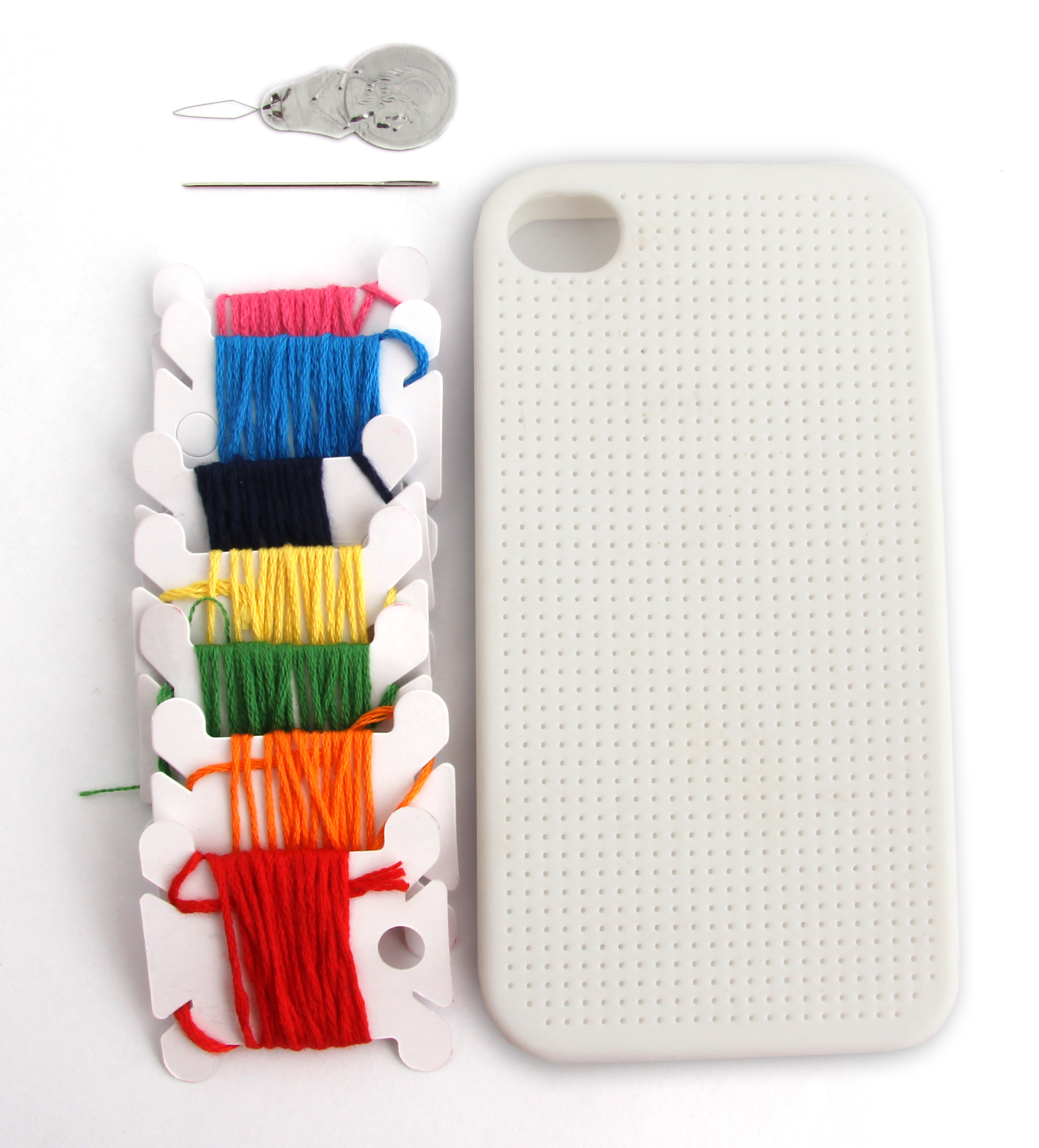 Cross Stitch Case for iPhone 4