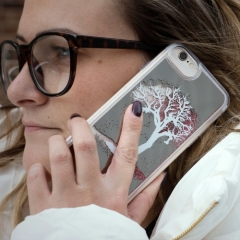 Cherry Tree Phone Case