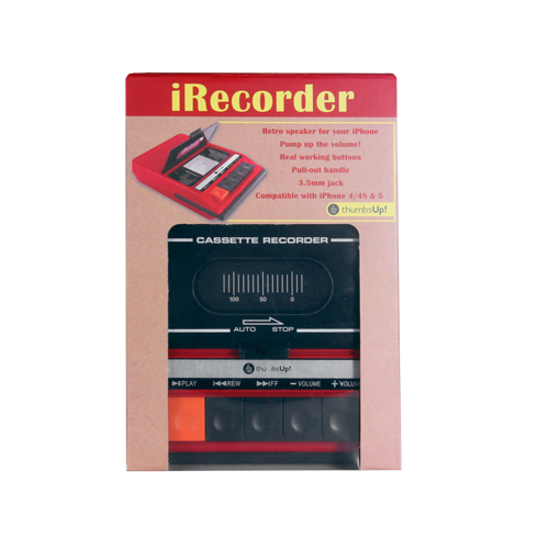 iRecorder für iPhone 4 & 5/SE