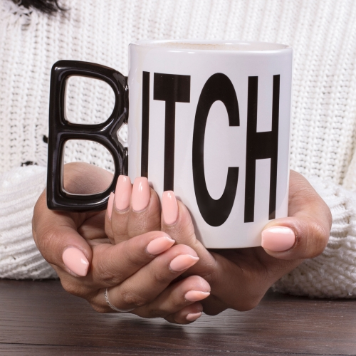 Itch Mug Large Image