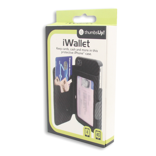 iWallet - Case für iPhone 4/4S