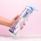 Llamacorn Plastic Water Bottle thumbnail image 0