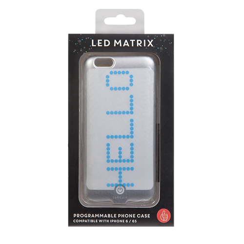LED Matrix Phone Case