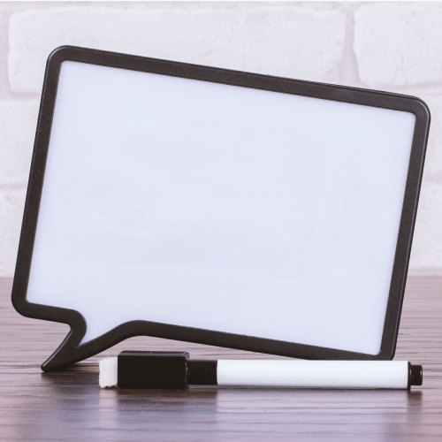 LED Sprechblase - Speech Bubble Memo light