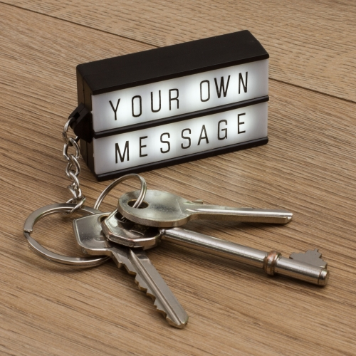 Keychain Lightbox
