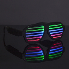 LED Brille - Light Up Glasses