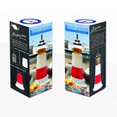 Lighthouse Set - Salt, Pepper & Vinegar