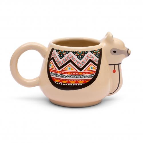 Llama Mug Large Image