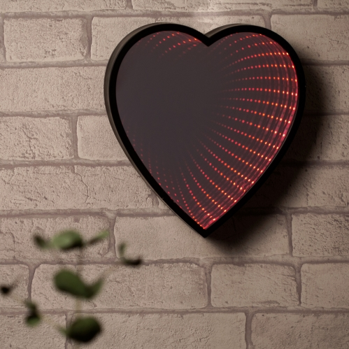 LED Infinity Heart Large Image