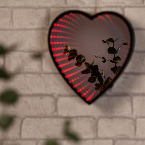 LED Infinity Heart