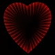 LED Infinity Heart thumbnail image 4