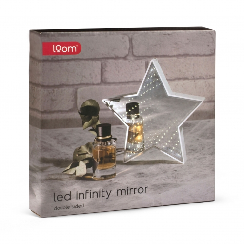 LED Infinity Star Large Image