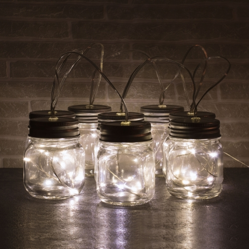 Jar String Lights