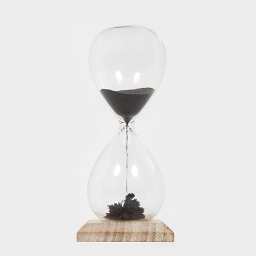 Magnetic Sand Hour Glass