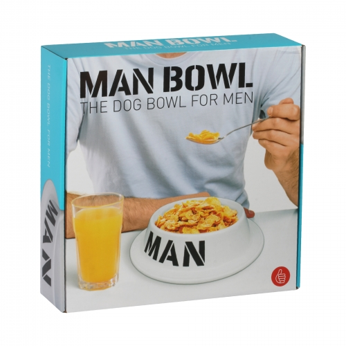 Man Bowl Large Image