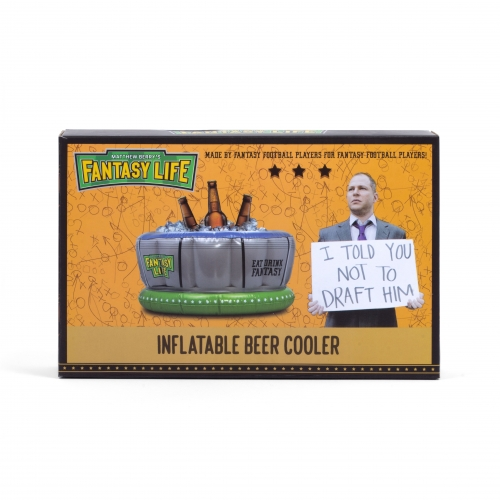 Fantasy Life - Inflatable Beer Cooler