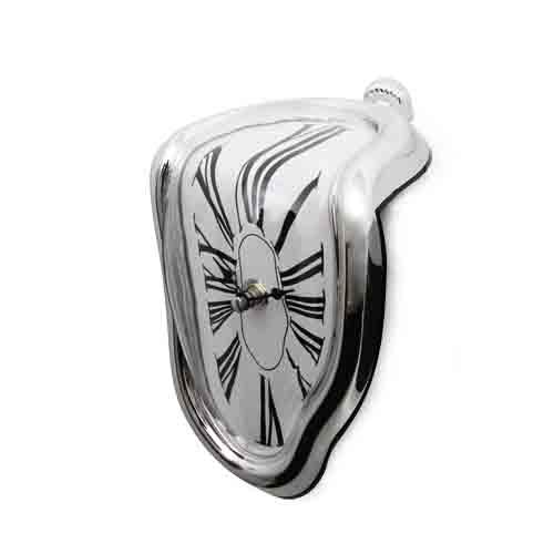 Melting Clock Large Image