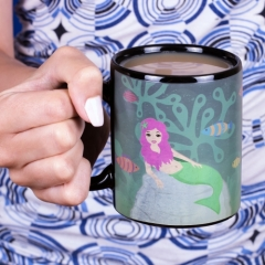 Mermaid Heat Change Mug