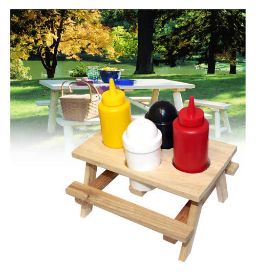 Build Your Own Picnic Table Set | Wood Project Ideas