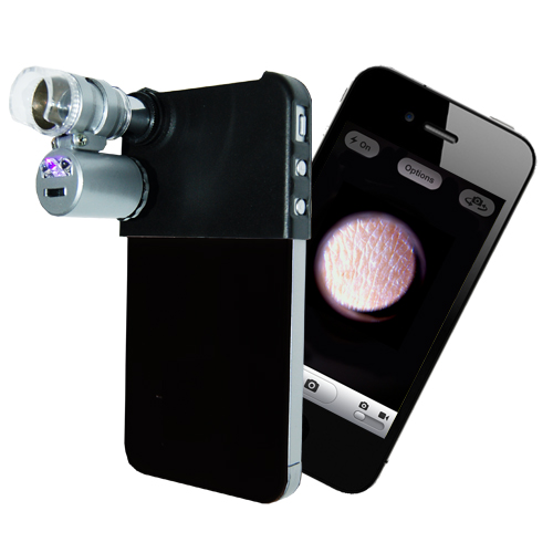 Mini Microscope for iPhone 4