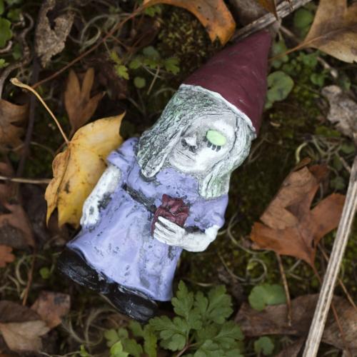 Mini Zombie Gnomes Large Image