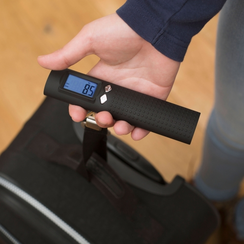 3 in 1 Luggage Scales - with powerbank & LED torch