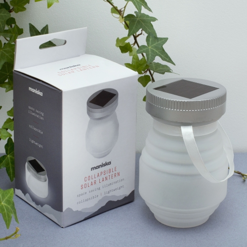 Collapsible Solar Lantern Large Image