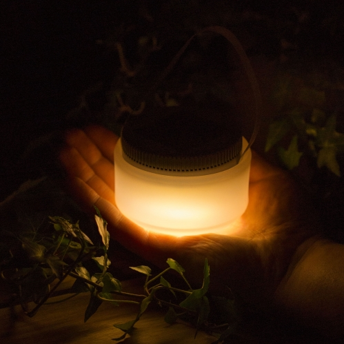Collapsible Solar Lantern