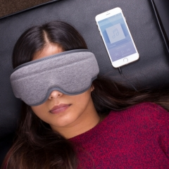 Sleep Mask with Earphones