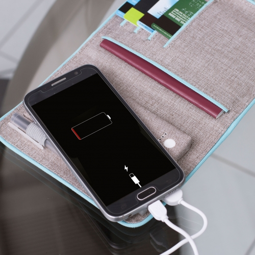 Powerbank Passport Case