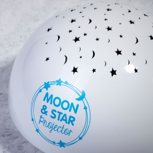 Moon & Star Projector