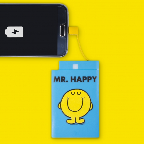 Mr. Happy Powerbank
