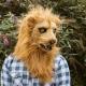 Lion Mask thumbnail image 3