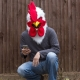 Rooster Mask thumbnail image 1