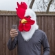 Rooster Mask thumbnail image 2