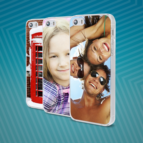 Coque IPhone 5/5S  photo perso Ref 0001291