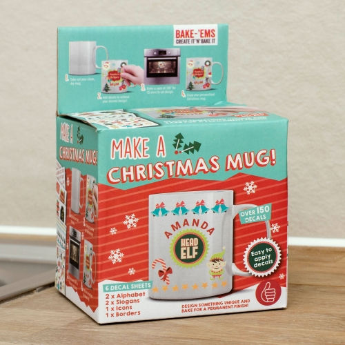 Make a Christmas Mug Large Image