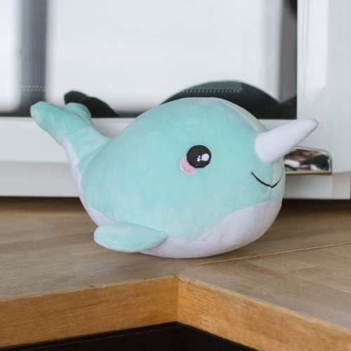 Narwhal Microwave Plush