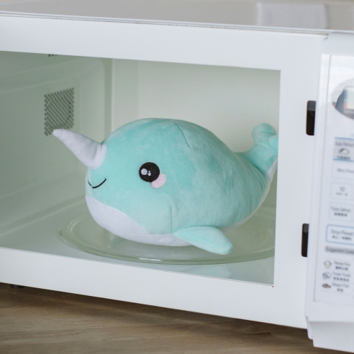 Narwhal Michrowave Plush