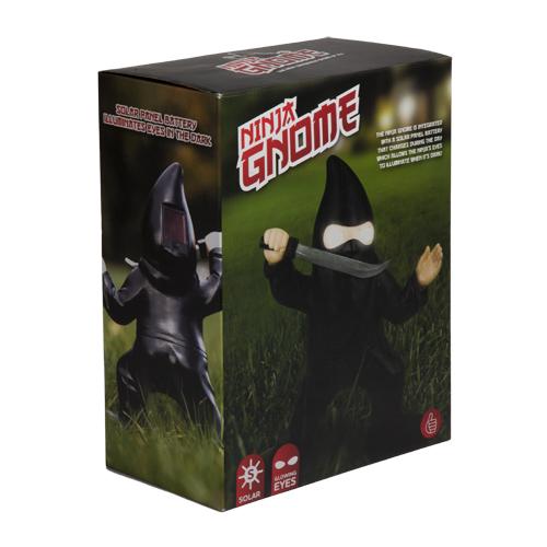 Ninja Gnome Large Image