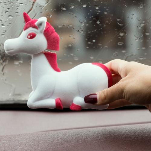 Nodding Unicorn Large Image