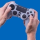 Silicone Controller Skin - White : Playstation 4 thumbnail image 0