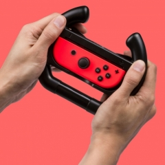 Semi Joy-Con Racing Wheel : Nintendo Switch