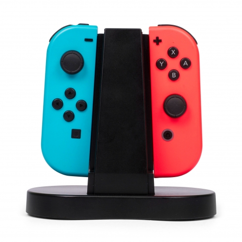 Joycon Twin Charger : Nintendo Switch Large Image